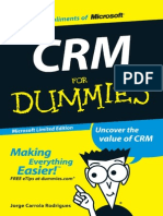 Crm for Dummies