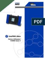 UniPRO Gbis Notice Utilisateur Issue 2