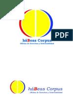 Portafolio Oficina háBeas Corpus 2010
