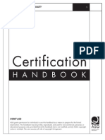 The Certified Quality Manager Handbook