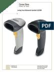 Symbol LS 2208 Scanner