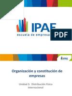 Unid 5 - Distribución Física - Sesión 16 - OCE - IPAE Chiclayo