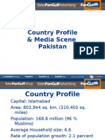 PAKISTAN Media Scene