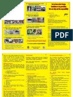 Dengue Leaflet (English) 2013