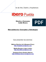 Mercadotecnia Conceptos y Estrategias