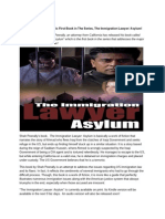 Immigration Lawyer - Asylum