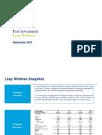 Leap Wireless