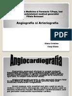 Angiografia Si Arteriografia