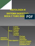 Conferencia 6 Tubo Digestivo