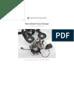 Wave Shield Voice Changer