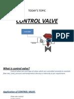 Control Valve PPT