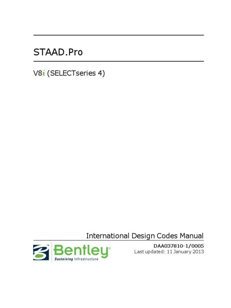 international codes staad pro v8i bending buckling rh es scribd com Staad Meaning Staad.Foundation