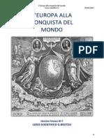 Ipertesto sulla scoperta dell'america e sulle civiltà precolombiane