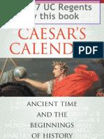 Feeney - Caesar's Calendar (Synchronizing Times I)