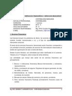 Modulo N° 06- Servicios financieros y Servicios bancarios