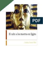 Unidad 2 Culto a los muertos en Egipto - Catalina Umaña