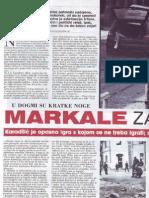 Srbin koji je prezivio Markale !!!