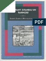 Payitaht İstanbulun Tarihçesi -Sarkis Sarraf Hovhannesyan