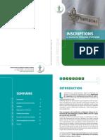 Inscription Le Guide Du Titulaire d Officine