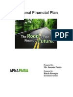 Susanta's Financial Planning by Apnapaisa
