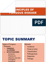 Principles of Fungous Disease