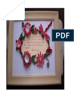 Quilling Hand Made 1 Personal