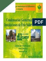 Cristina de La Torre Condensacion Geotermica de Las Instalaciones