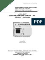 Jobsheet Pelatihan PLC