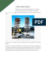 Struxctural Design