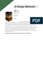 Structural Design Method