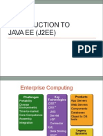 Introduction to J2EE