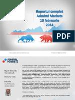 Raportul Complet Admiral Markets 13 Feb 2014