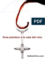 Guia práctica para Cata de Vino