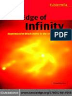 The Edge of Infinity - Supermassive Black Holes in the Universe [Melia]