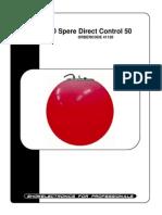 Showtec LED Sphere Direct Control 50 Cm