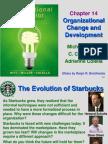 organisational change &development