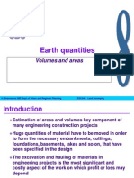 Earth Quantities