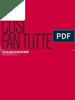 Volkstheater Rostock 2014 COSI FAN TUTTE