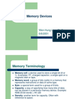 Memory Devices