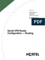 Nortel VPN Router Config