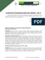 Apostila de matemática - raciocinio e operações- BOM
