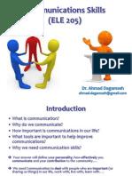 Communications Skills Dagamseh Chapter 1
