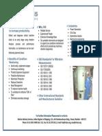 Condition Monitoring Brochure