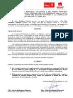 Moción IU-PSOE relativa a la cesión de una parte del edificio destinado a la Gerencia del Área 3 a favor de AFA