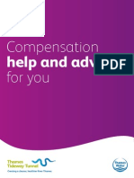 Compensation – Help and advice for you