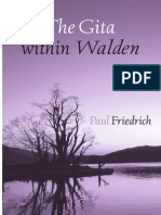 The Gita Within Walden