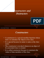 Constructor Cpp Unit8