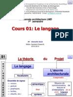 Cours 01 Le langage..pptx
