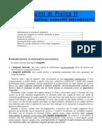 (E-book Ita) Campo Magnetico, Concetti Introd