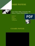 CESARE PAVESE.ppt